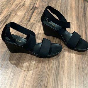 Lauren Ralph Lauren Women's Renee Wedge Sandals 9